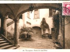 Tarragona Patio de casa Elias
