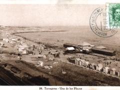 Tarragona Una de la Playas