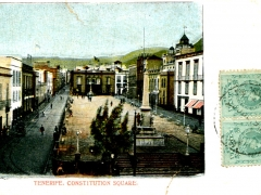 Tenerife Constituion Square