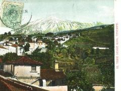 Tenerife El Teide Desde Icod