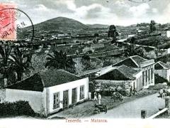 Tenerife Matanza