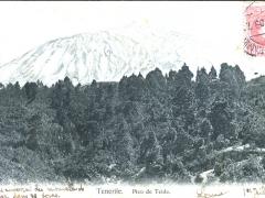 Tenerife Pico de Teide