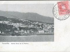 Tenerife Santa Cruz de la Palma