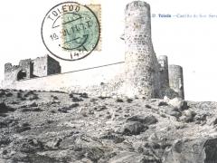 Toledo Castillo de San Servando