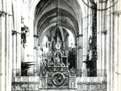 Toledo Catedral Nave central