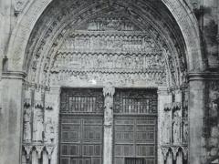 Toledo Catedral Puerta de la Feria