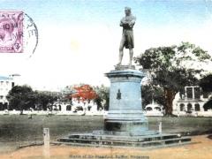 Singapore Statue of Sir Stamford Raffles