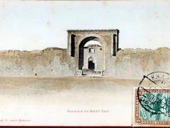 Entrance to the Mahdi'2 Tomb