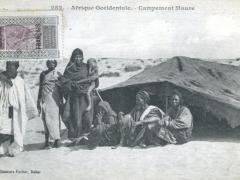 Campement Maure