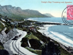 Camp's Bay Tramway and Apostels
