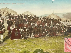Chief Tetelekas Band Zululand