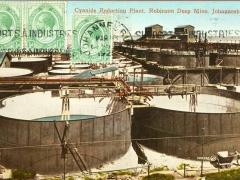 Johannesburg Cyanide Reduction Plant Robinson Deep Miine