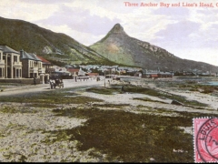 Three Anchor Bay and Lion's Head