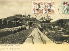Canton City Wall