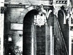 Alep Mehrab dans la Mosquee Zakaria