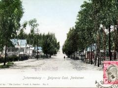 Johannesburg Belgravia East Parkstreet
