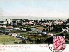 Middelburg General View