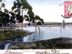 Rosherville Lake near Johannesburg