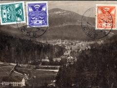 Böhmen Fotokarte