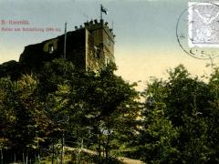 B Kamnitz Ruine am Schlossberg