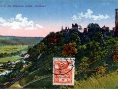 Bakov n Jiz Zricenino hradu Zvitetice