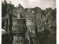 Bastei Brücke u Kl Wehlturm