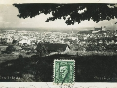 Bratislava Pressburg