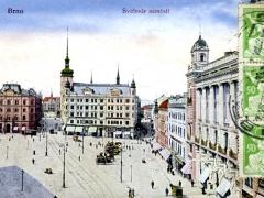 Brno Svobody namesti