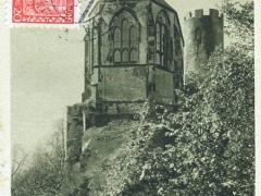 Burg Bösig Kapelle