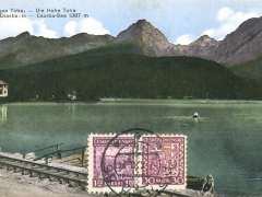 Hohe Tatra Csorba See