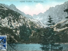 Hohe Tatra Popper See