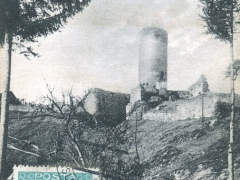 Hrad Dobrovnice