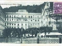 Karlsbad Grand Hotel Pupp