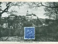 Nove Mesto nad Met Zamek