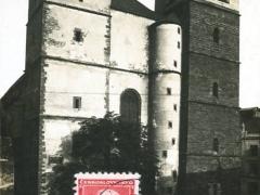 Olmütz pröbstliche Stadtpfarrkirche St. Mauritz