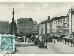 Olmütz Masarykplatz