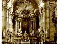 Ossek Hochaltar in der Stiftskirche