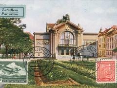 Pardubice Mestske divadlo bylo zbudovano