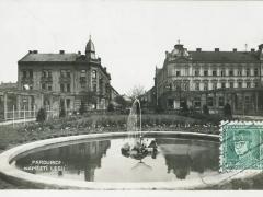 Pardubice Namesti Legii