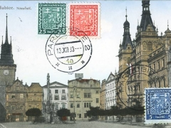 Pardubice Namesti