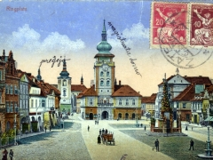 Saaz Ringplatz