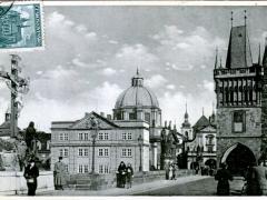 Prag Altstädter Brückenturm