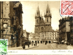 Prag Altstädter Ring