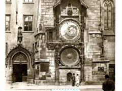 Prag Altstädter Rathausuhr