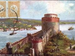 Anatole Hissar on the Bosphorus