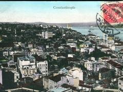 Constantinople Ansicht