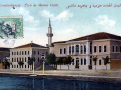 Constantinople Ecole de Marine Halki