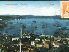 Constantinople Le Port