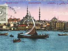 Constantinople Mosquee Valide
