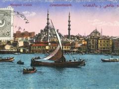 Constantinople Mosquee Valide